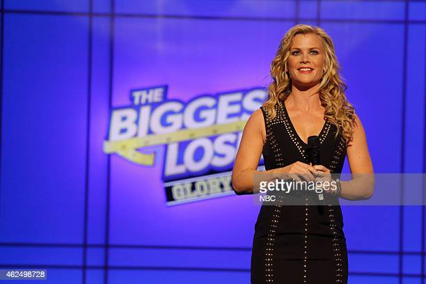 LOSER 'Live Finale' Episode 1618 Pictured Alison Sweeney