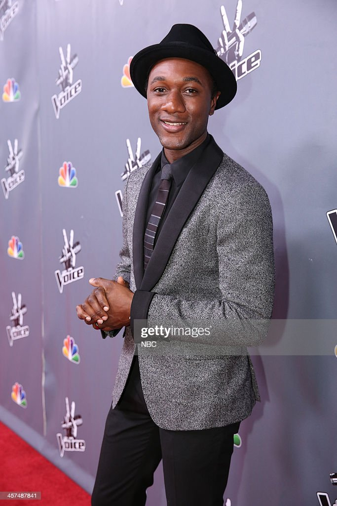 THE VOICE -- 'Live Finale' Episode 519B -- Pictured: Aloe Blacc --