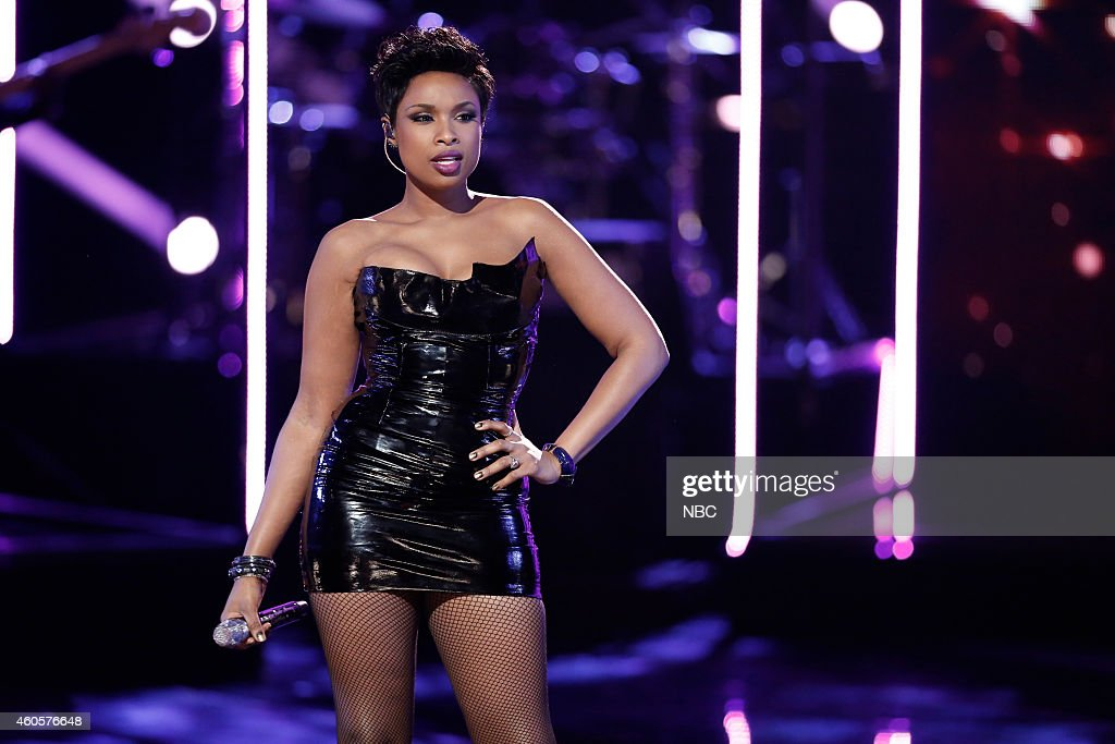 THE VOICE 'Live Finale' Episode 718B Pictured Jennifer Hudson