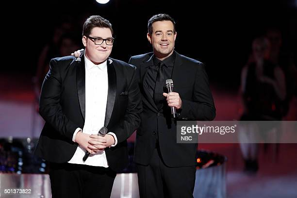 THE VOICE 'Live Finale' Episode 918A Pictured Jordan Smith Carson Daly