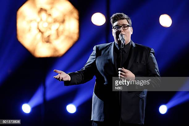 THE VOICE 'Live Finale' Episode 918A Pictured Jordan Smith
