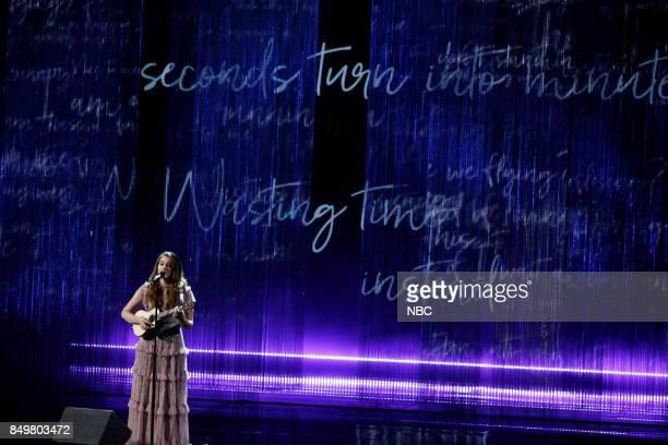 S GOT TALENT 'Live Finale' Pictured Mandy Harvey