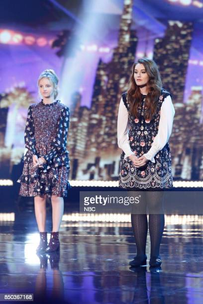 S GOT TALENT 'Live Finale Results' Episode 1224 Pictured Evie Clair Mandy Harvey