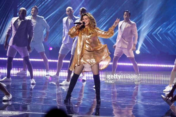 S GOT TALENT 'Live Finale Results' Episode 1224 Pictured Shania Twain