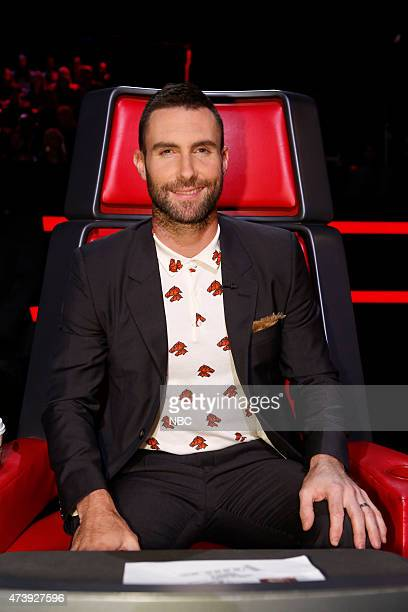 THE VOICE 'Live Finals' Episode 818A Pictured Adam Levine
