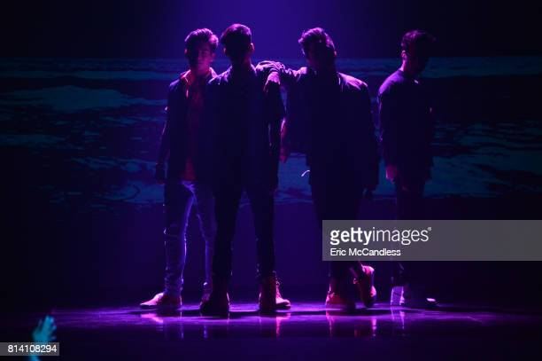BOY BAND 'Live Live Live' In the first live episode of the season 'Boy Band' will celebrate song opening the show with a tribute to the greatest boy...