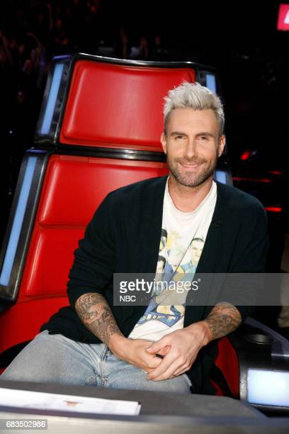 THE VOICE 'Live Semi Finals' Episode 1218A Pictured Adam Levine