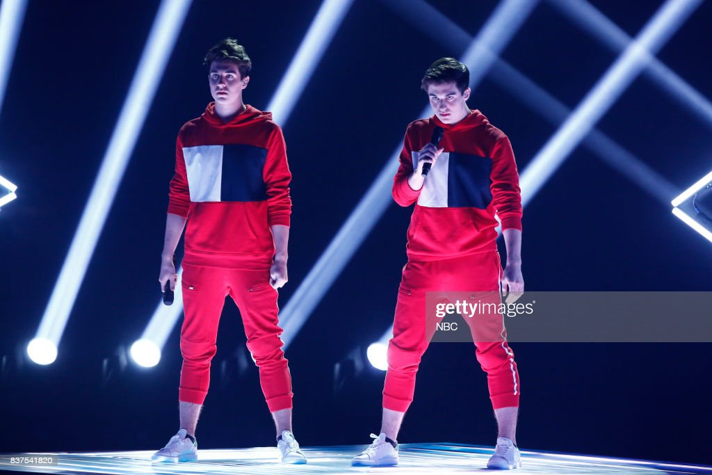 S GOT TALENT -- 'Live Show 2' -- Pictured: Mirror Image --