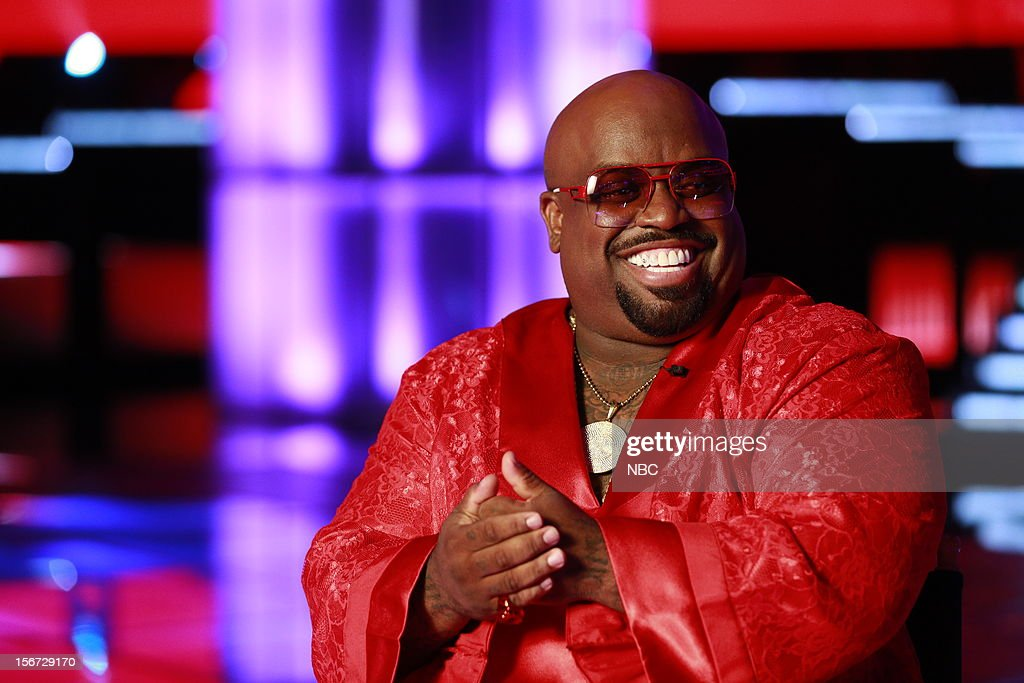 THE VOICE -- 'Live Show' Episode 319A -- Pictured: CeeLo Green --