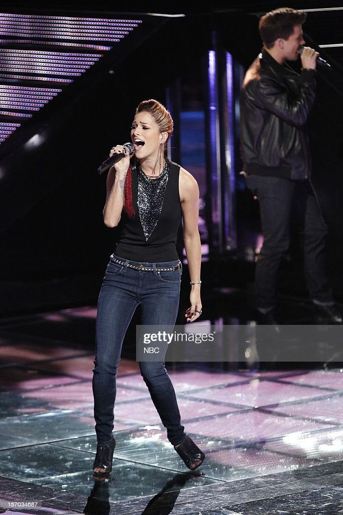 THE VOICE -- 'Live Show' Episode 320B -- Pictured: Cassadee Pope --