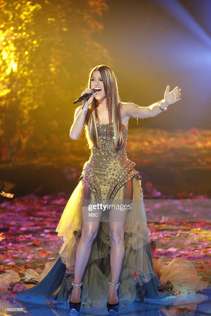 THE VOICE -- 'Live Show' Episode 323A -- Pictured: Cassadee Pope --