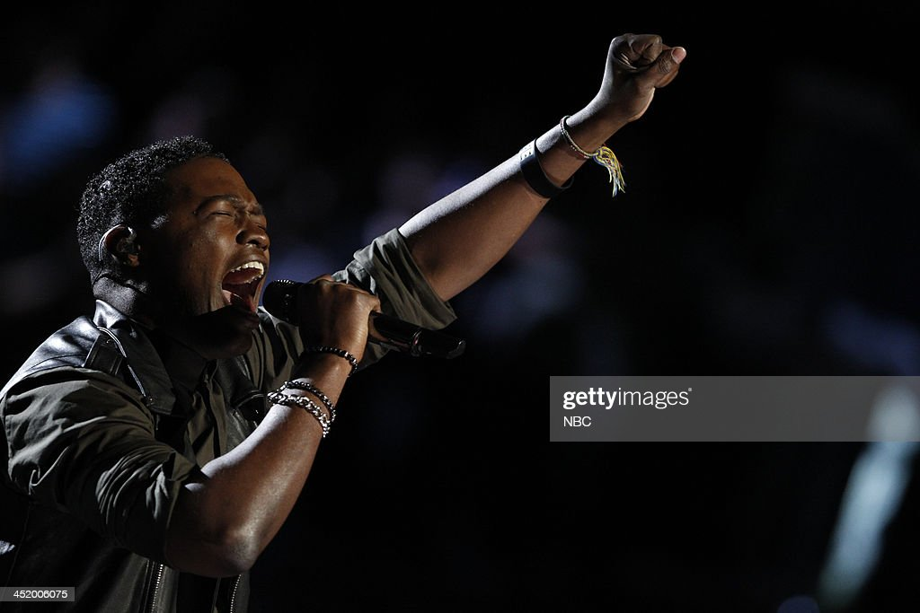 THE VOICE -- 'Live Show' Episode 516A -- Pictured: Matthew Schuler --