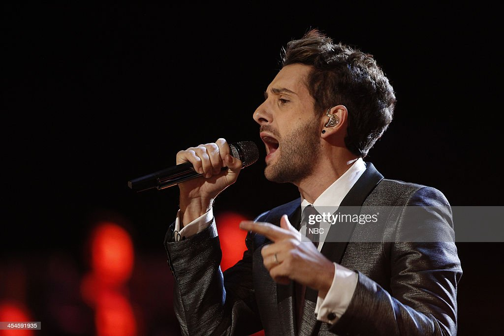 THE VOICE -- 'Live Show' Episode 518A -- Pictured: Will Champlin --