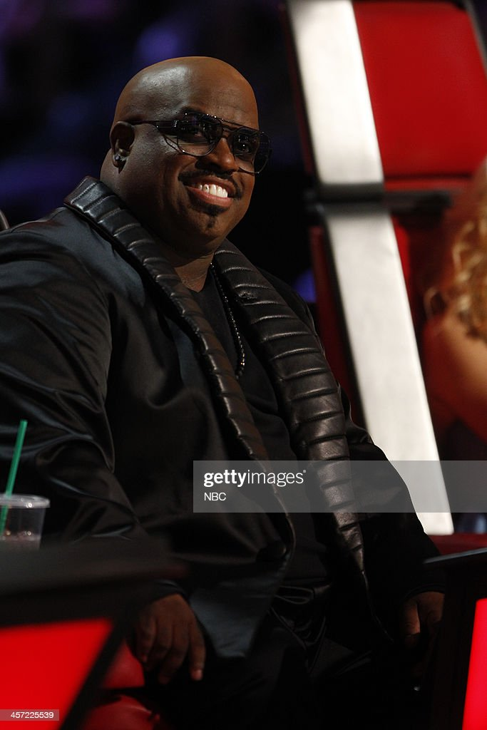 THE VOICE -- 'Live Show' Episode 519A -- Pictured: CeeLo Green --