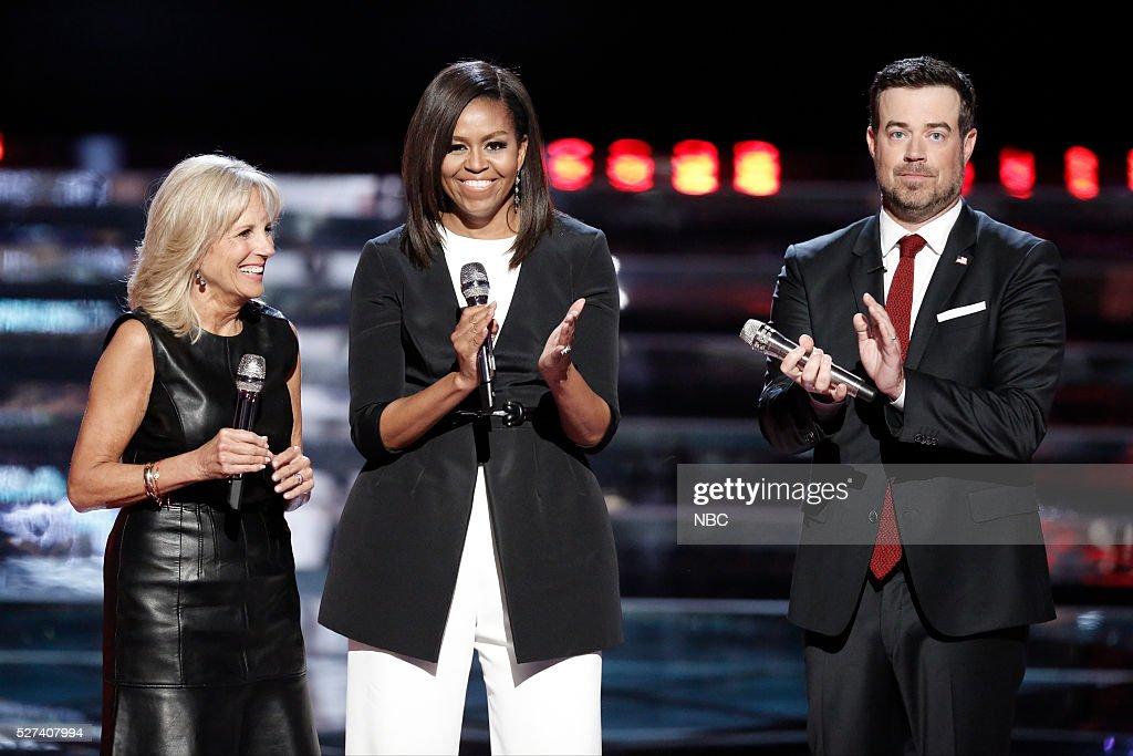 """NBC's """"The Voice"""" - Live Top 10 1015A"""