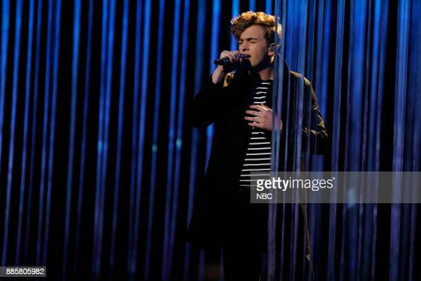 THE VOICE 'Live Top 10' Episode 1319A Pictured Noah Mac
