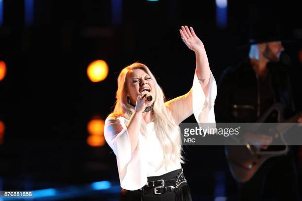 THE VOICE 'Live Top 12' Episode 1317A Pictured Ashland Craft