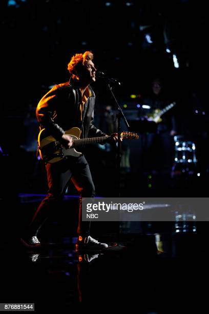 THE VOICE 'Live Top 12' Episode 1317A Pictured Noah Mac