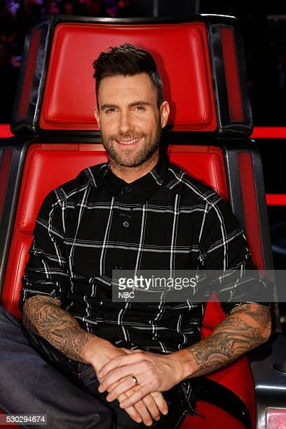 THE VOICE 'Live Top 9' Episode 1016B Pictured Adam Levine