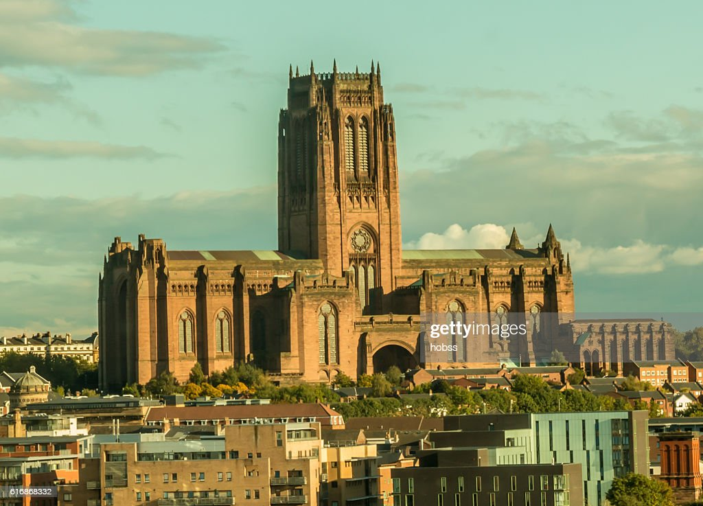 Liverpool Cathedral : Stock Photo