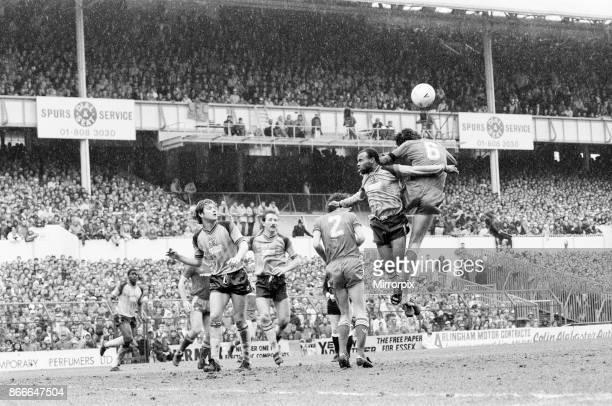 Liverpool FC 20 Southampton FC FA Cup Semi Final match at White Hart Lane Saturday 5th April 1986 Danny Wallace