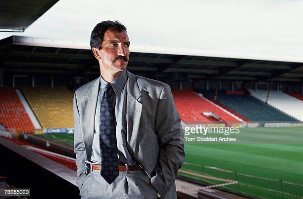 Liverpool FC manager Graeme Souness Birmingham September 1993
