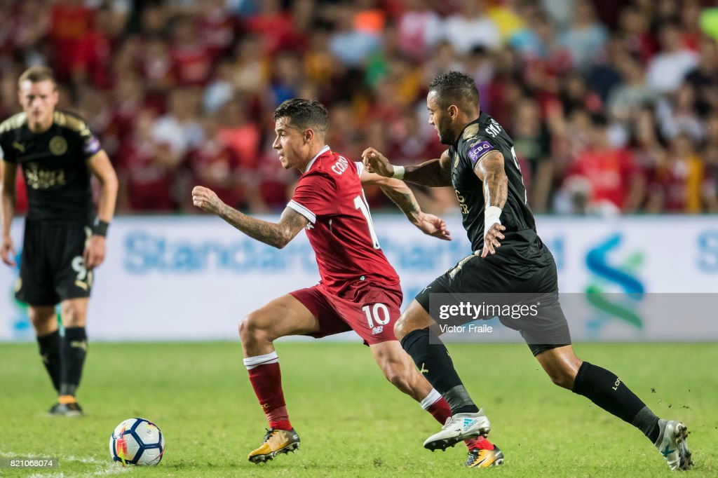 Liverpool FC v Leicester City FC Premier League Asia Trophy: News