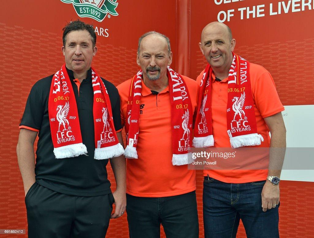 Liverpool FC Unveil Birthday Card Celebrating Clubs 125 Years – Liverpool Fc Birthday Card