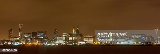 Liverpool from Birkenhead