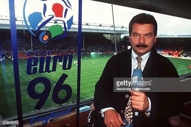 Liverpool Waldemar HARTMANN/Sportmoderator ARD