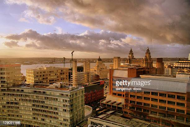 Liverpool Waterfront UK