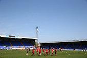 GBR: Liverpool Women v Bristol City Women: WSL