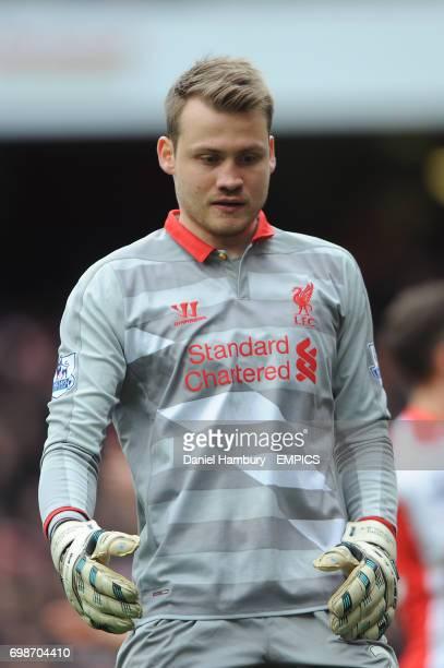 Liverpool's Simon Mignolet