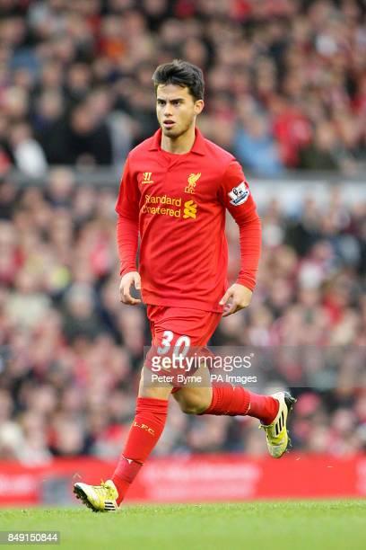 Liverpool's Suso