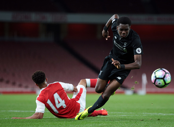 Arsenal v Liverpool: Premier League 2 : News Photo