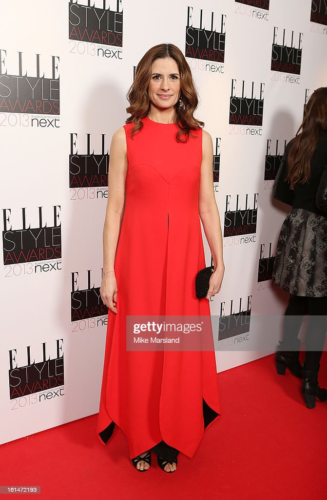 Livia Firth attends the Elle Style Awards 2013 at The Savoy Hotel on February 11, 2013 in London, England.