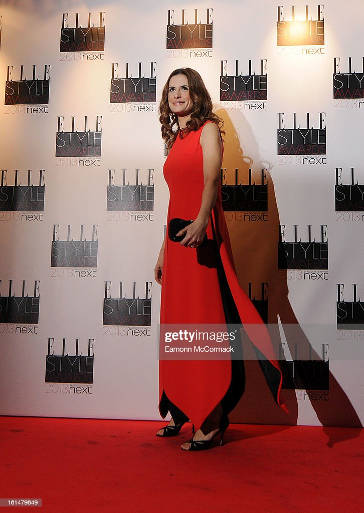Livia Firth attends the Elle Style Awards 2013 on February 11, 2013 in London, England.