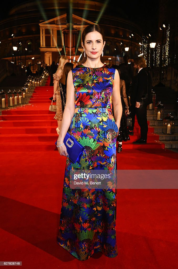 The Fashion Awards 2016 - VIP Arrivals