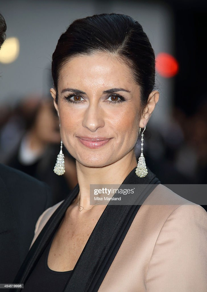 Livia Firth attends the GQ Men of the Year awards at The Royal Opera House on September 2, 2014 in London, England.