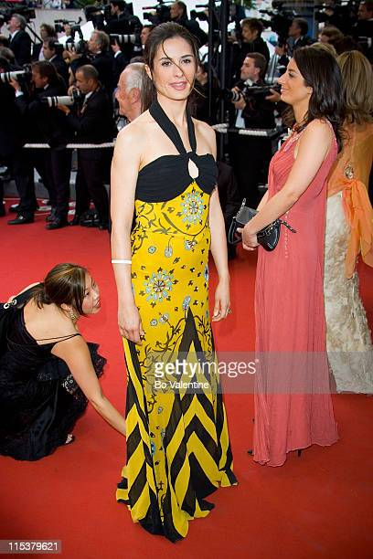 Livia Giuggioli during 2005 Cannes Film Festival 'Where the Truth Lies' Premiere at Palais des Festival in Cannes France