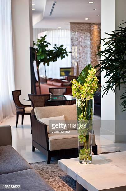 Wohnzimmer in der Möbel-showroom