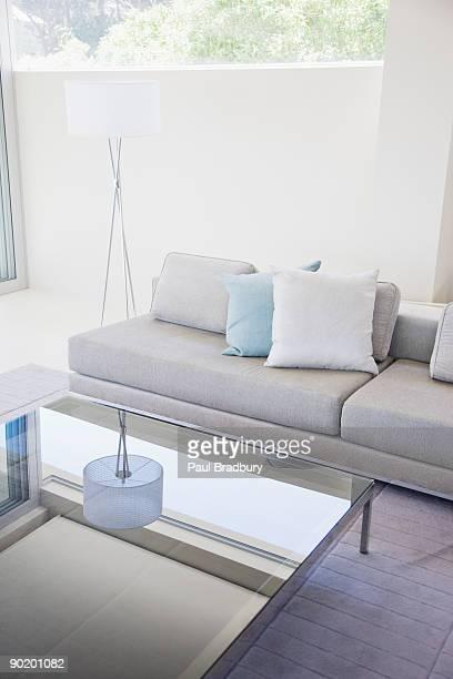 Wohnzimmer in moderne Zuhause