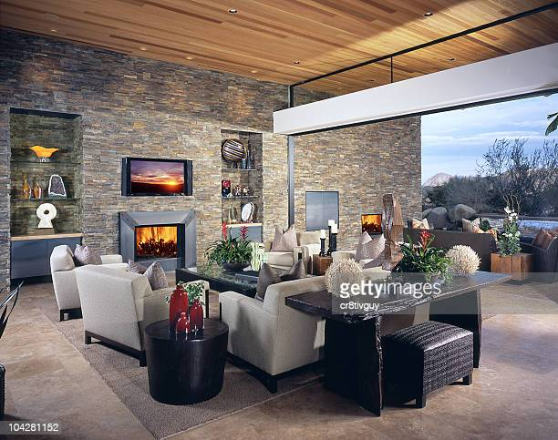 Living room Interior Design Home