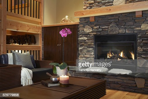 Living room : Stock Photo