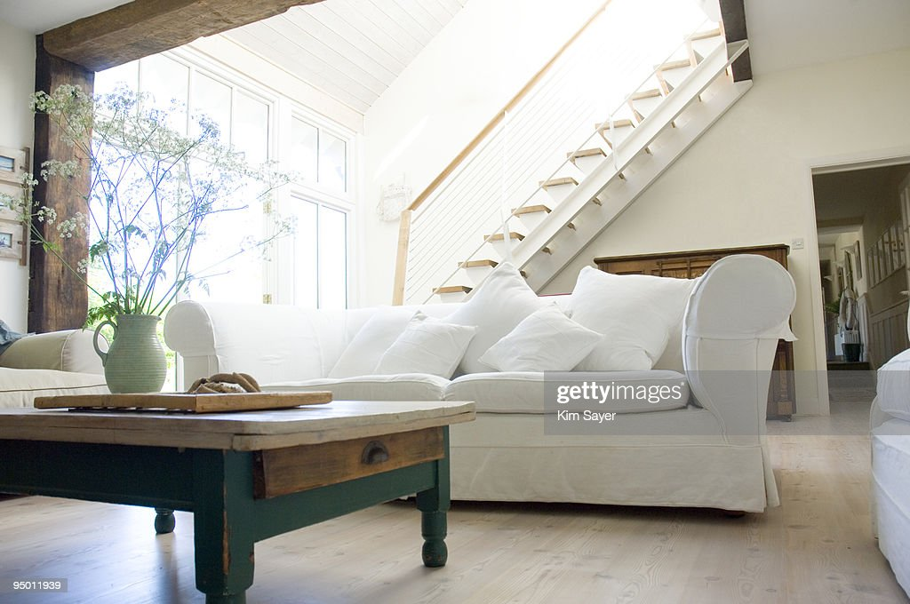 Living room showcase interior : Stock Photo