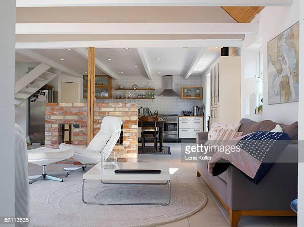 Living room Sweden.
