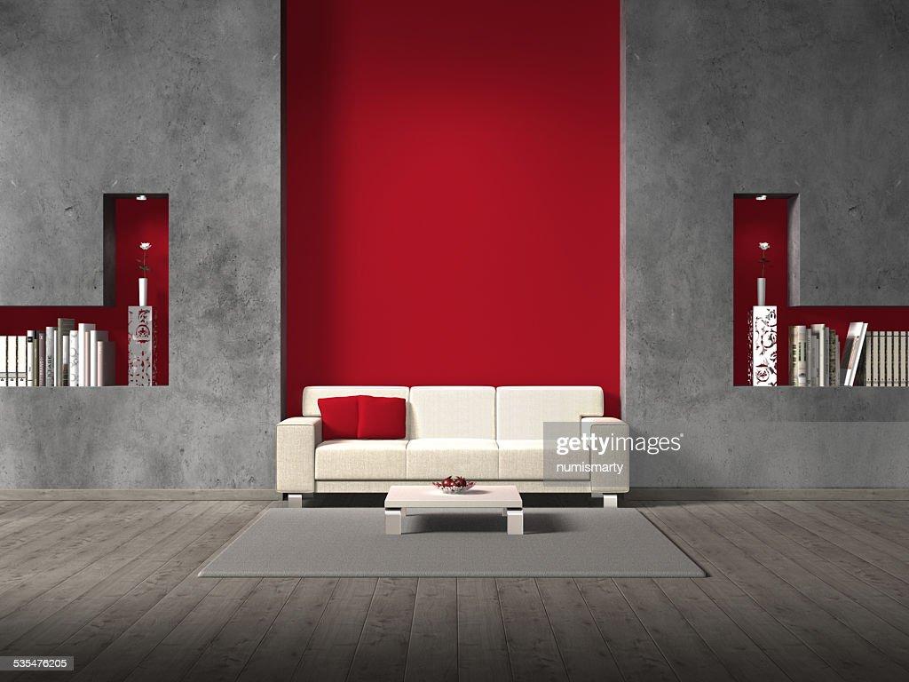 Mensole Dietro Al Divano : Mensole dietro divano design per la casa moderna tiltu