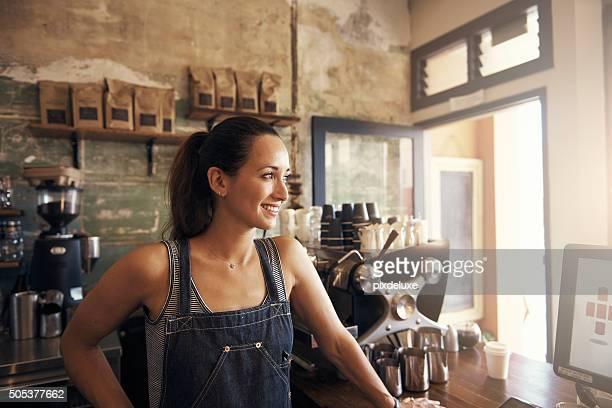 """Wohnzimmer der coffee shop """"dream"""