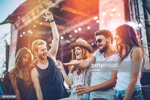Living the festival life