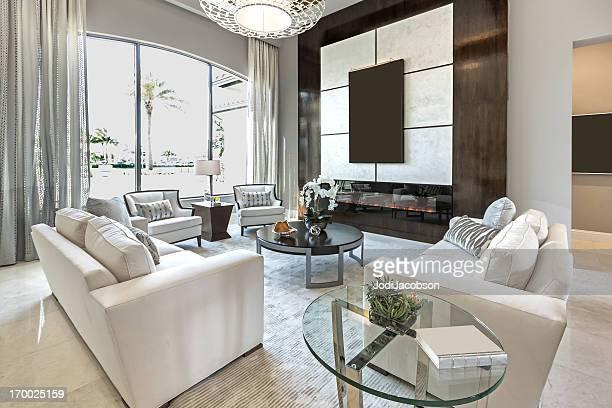 Livingroom house interior